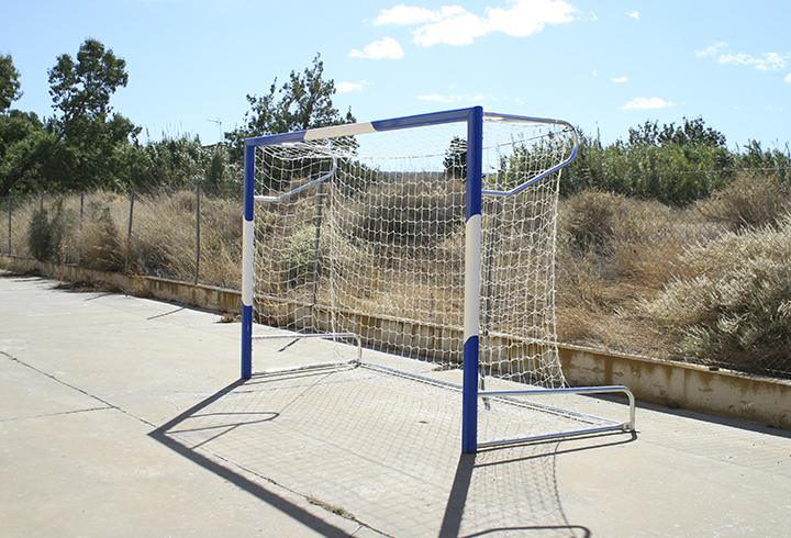 Competition indoor football goals